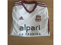 West Ham Long Sleeved Football Top