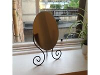 Small IKEA MYKEN Table Mirror
