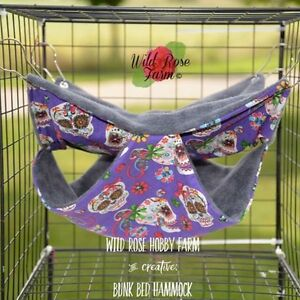Wild Rose Hobby Farm & Creative: Hanging Hammocks