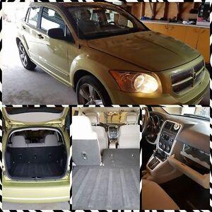 2010 Dodge Caliber SXT - Optic Green