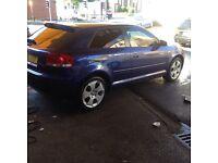 Audi A3 tdi s line bargain