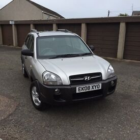 Hyundai Tucson GSI , Great Value 4x4 1 owner from new