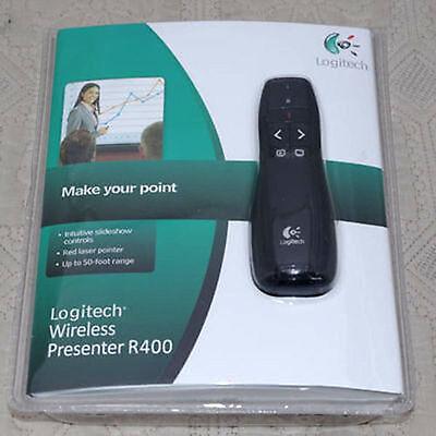 OEM Logitech R400 Wireless Presenter Präsentations-Fernsteuerung Laserpointer online kaufen