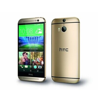 HTC One M8 - 32GB - Amber Gold (Unlocked) Smartphone | Grade-B