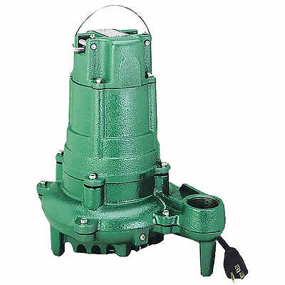 Zoeller N137 - 12 Hp Cast Iron Sumpeffluent Pump Non-automatic