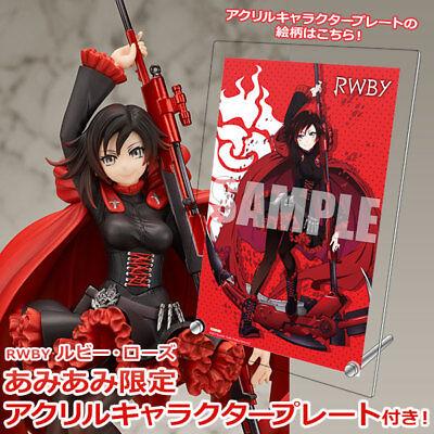 Di Molto Bene  Amiami Exclusive Bonus  Rwby   Ruby Rose 1 8 Complete Figure