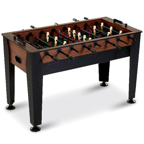 Foosball Soccer Table 54 in. Home Fun Game Competition Party Entertainment NEW