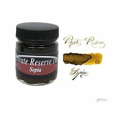 Private Reserve Ink 66ml Bottle Fountain Pen Ink - Sepia (46-se)