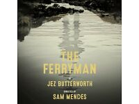 2 x The Ferryman Play Royal Court (directed by Sam Medes, written by Jez Butterworth)