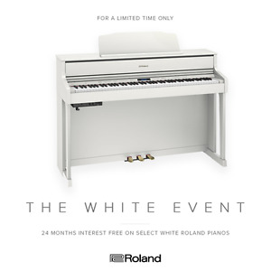 Roland Piano Financing & Sale Promo • Ends in Tomorrow at 5pm