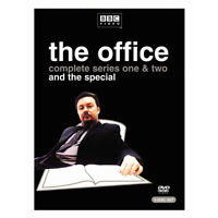 The Office Complete series 1 & 2 and the special (BBC version)
