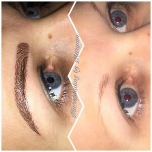 HAIR STROKE EYEBROWS ($279 holiday special) Cambridge Kitchener Area image 3