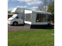 Autoquest 300 motorhome with awning £18,500