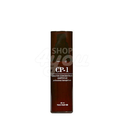 Esthetic House CP-1 Keratin Concentrate Ampoule 80ml +Free Sample