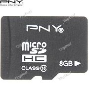 8GB TF Card