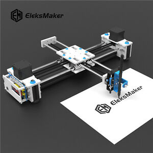 EleksMaker EleksDraw XY Plotter Pen Drawing Robot Drawing Machine USA SELLER