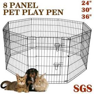 Exercise PlayPen Enclosure Dog Puppy Rabbit  Cage Run Fence Derrimut Brimbank Area Preview