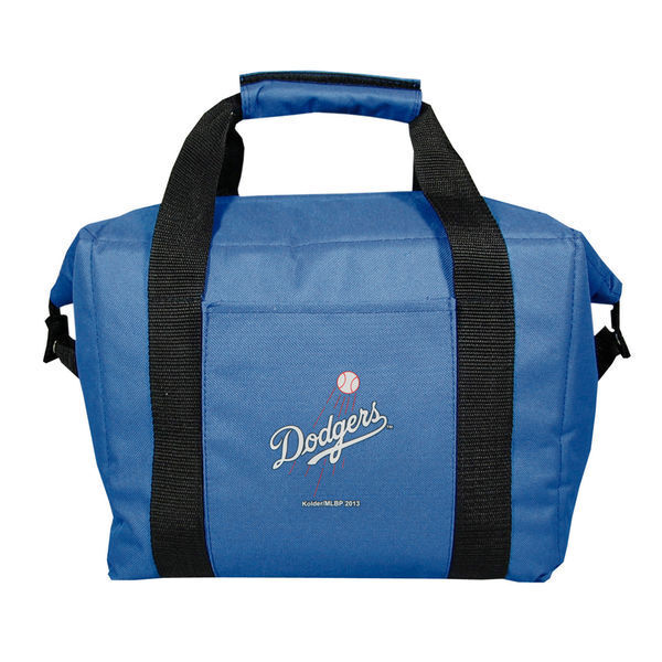 MLB Los Angeles Dodgers Official Insulated Cooler Bag by Kol