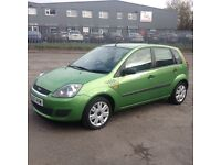 2007 Ford Fiesta 1.4 diesel only £30 a year to tax and super cheap to run!!