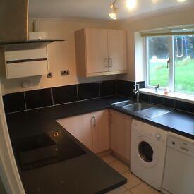 Available Nov. 1st Semi-Furnished 2 Bed House in Brackla, Bridgend.