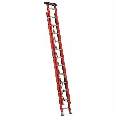 Louisville L-3022-24pt Extension Ladder Fiberglass 24 Ft. Type Ia