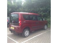 Fiat Doblo 1.6 diesel manual 14reg. Just 7400 miles
