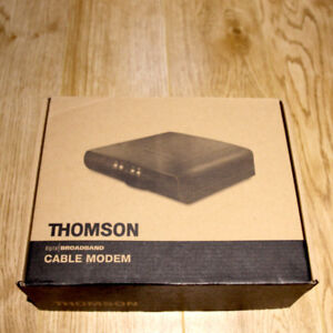 Thomson DCM476 Digital Broadband Cable Modem $20