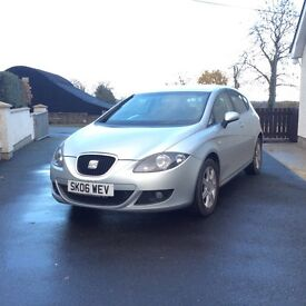 2006 Seat Leon *MOT'd to April 2017, Clean car inside and out*