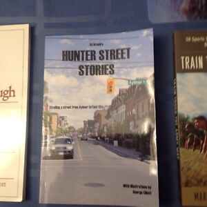 Hunter Street Stories by Ed Aronold
