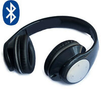 Rechargeable Wireless Bluetooth3.0 HiFi Stereo Headphone Headset