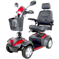 DRIVE MEDICAL VENTURA 4 WHEEL MOBILITY SCOOTER, NEW