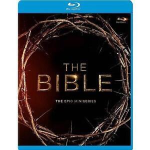 NEW BLU RAY THE BIBLE TV SERIES TV MINISERIES BOX SET 106845878