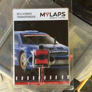 Mylaps RC racing transponder