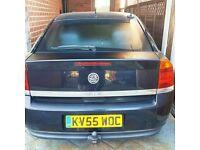 Vauxhall Vectra 1.9 CDTI 2005 Black diesel 5 Door Hatchback £495 ono