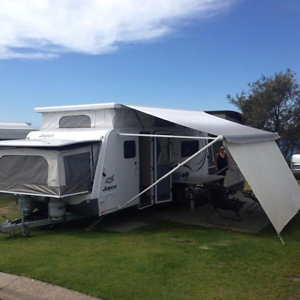 2011 Jayco Expanda 17.56-2 Belmont Geelong City Preview
