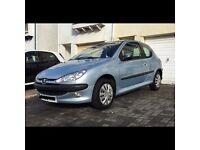 Peugeot 206 sale or swap (LOW MILEAGE)