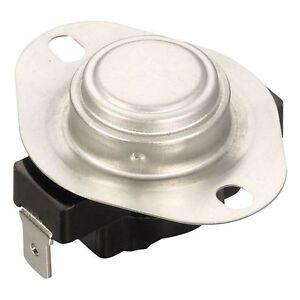 Heat-n-Glo Heatilator 046-530 Temperature Sensor Switch Gas Fireplace Fan Blower