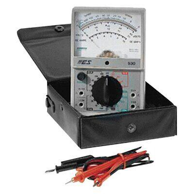 Dva Peak Reading Analog Multimeter Acdc Voltage Dva Voltage Dc Current