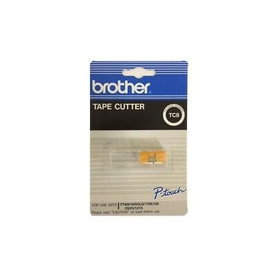 Brother TC8 Cutter Blade PT-10, PT-12, PT-15, PT-150, PT-20, PT-25, PT-6, -