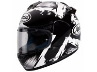 Arai Motorcycle Chaser V Helmet. Excellent condition.
