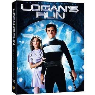 Logans Run  The Complete Tv Series First Season Boxed   Dvd Set New