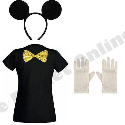 en Kinder Mickey Mouse Kostüm TV Film (Mickey Mouse Jungen Kostüm)