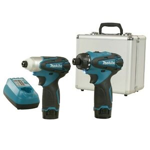 Makita 12V Combo Set