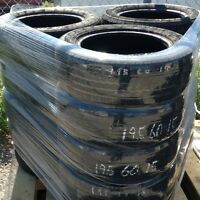 Giant 15 inch tire sale 4 installed for $180