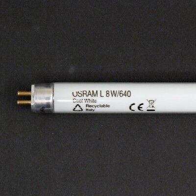 Osram L 8 W/830 Caldo Bianco 288mm G5 Lampada Fluorescente Cool White, usado comprar usado  Enviando para Brazil