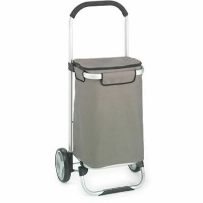 Grocery Shopping Laundry Cart Portable Basket Portable Utility Mobile Heavy Duty