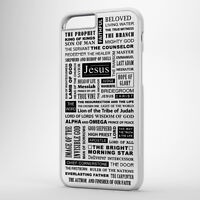 iPhone 6/6+ Black Snap On Cover Case Christian Cases