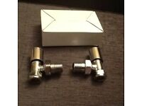 TOWEL RAIL/ RADIATOR VALVES