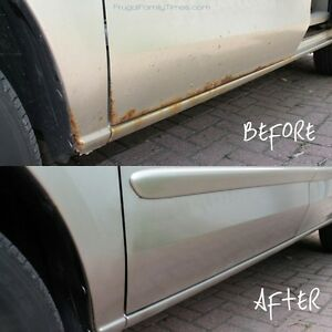 RUST REMOVAL FOR YOUR CAR