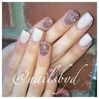 Gel nails! Same day appts available